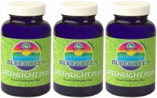 3 x GreenLight.Plus 96g je ca. 240 Stück BIO
