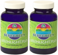 2 x GreenLight.Plus 96g je ca. 240 Stück