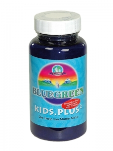 Bluegreen Kids.Plus² 120 Stück
