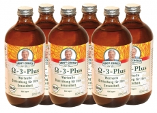 12 x Omega-3-Öl Plus BIO 500ml