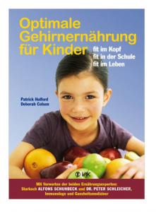 Optimale Gehirnernährung für Kinder