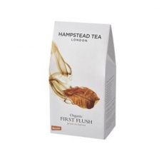 Hampstead Tea First Flush Schwarzer Tee lose 100g BIO