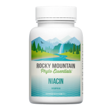 Rocky Mountain Niacin Vitamin B3 90 Tabletten