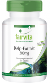 Kelp-Extrakt 200mg von fairvital 250 Tabletten