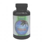 Spirulina Algen aus Hawaii Ivarssons Bestes 80g 200 Tabletten je 400mg