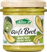 Allos Aufs Brot Avocado BIO vegan