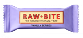 Raw Bite Frucht- und Nussriegel BIO Vanilla Berries